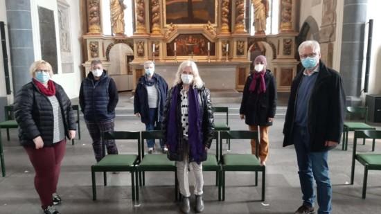 Besuch des Kirchenkreises