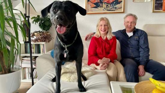 Dr. Karin Weber-Klatt fordert eine Hundewiese