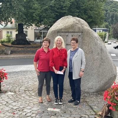 SPD-Frauen SPD Stadtbezirk Werratal mit Karin Weber-Klatt